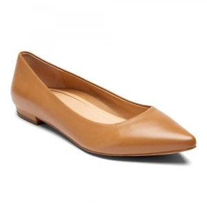 VIONIC LENA BALLET FLAT - Best Flats with Arch Support: Flats with Vio-Motion Technology