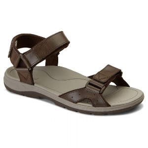 VIONIC LEO SANDAL - Best Walking Sandals for Men: Excellent Support and Traction