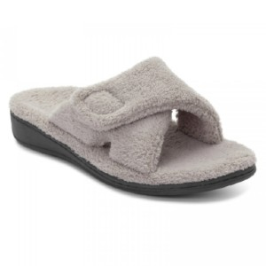 VIONIC RELAX SLIPPERS - Best Women's House Slippers: Reduce Foot Fatigue Caused by Hard Flat Floors