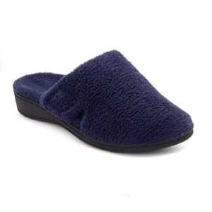 VIONIC Gemma Mule Slipper - Best Women's House Slippers: Received APMA Seal of Acceptance