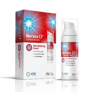 Vita Sciences Nerve Pain Relief Foot Cream  - Best Foot Creams for Neuropathy: Moisturize The Skin