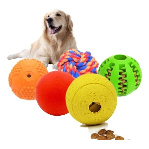 Volacopets 5 Different Functions Interactive Dog Toys - Best Dog Toys for Mental Stimulation: Variety Dog Toys