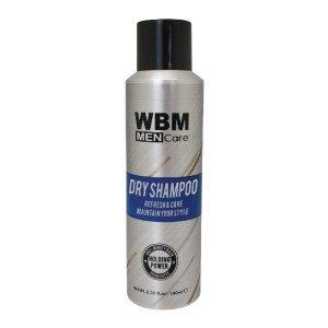 WBM Men Care  - Best Dry Shampoo for Colored Hair: Suitable for All Hair Types as Well as Colored Treated Hair