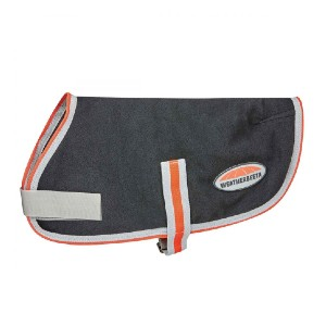 Weatherbeeta COMFITEC THERAPY-TEC FLEECE DOG COAT - Best Coats for Dogs: Prepares Muscles for Exercise