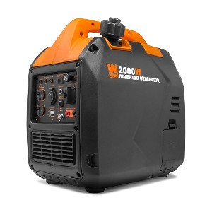 WEN 56203i  - Best Generators for Camping: Easy Transport and Storage