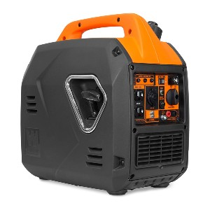 WEN 56235i - Best Generators for Food Trucks: Ultralight Body Weighs In at a Mere 39 Pounds