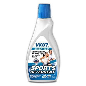 WIN Detergent Sports Detergent - Best Laundry Detergents to Remove Odors: Favorite Detergents for Workouters