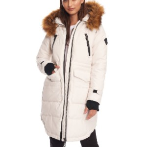 Alpine North DRAWSTRING PARKA - Best Coats for Cold Weather: Durable Water Repellent Fabric