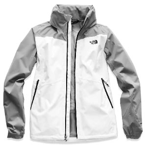 The North Face WOMEN'S RESOLVE PLUS JACKET - Best Rain Jackets for Alaska: Windproof and Waterproof for Your Never Ending Adventures