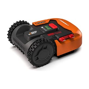 WORX WR130E S300 Landroid  - Best Robotic Lawn Mower for Small Garden: 30% quicker