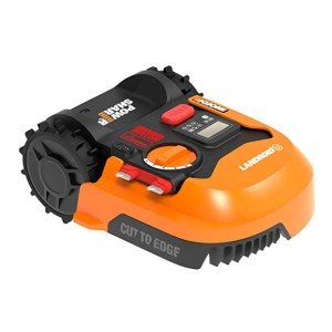 WORX WR140 Landroid M  - Best Robotic Lawn Mower for Small Garden: Less trimming afterward