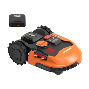 WORX Landroid L WR153 - Best Robotic Lawn Mower for 1/2 Acre:  For uneven ground