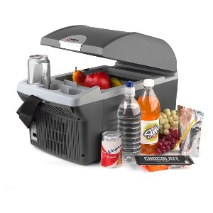 Wagan Personal Cooler/Warmer - Best Electric Car Coolers: Easy Control Cooler and Warmer