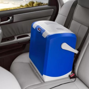 Wagan Thermo Electric Cooler - Best Electric Car Coolers: Extra-Tall Cooler