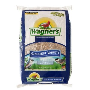 Wagner's Greatest Variety Wild Bird Food - Best Bird Food to Attract Colorful Birds: Excellent Formulation Seed