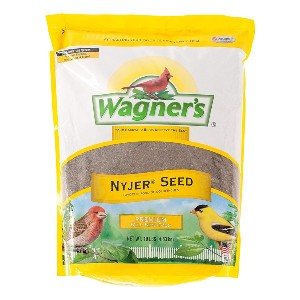 Wagner's Nyjer Seed Wild Bird Food - Best Bird Food for Wild Birds: Great Nutritional Content