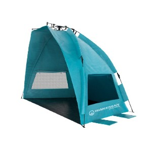 Wakeman Pop Up Beach 4 Person Tent - Best Beach Tents for Wind: Tent and Sun Canopy
