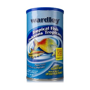 Wardley Fish Food  - Best Food for Corydoras Catfish: Safe and Nutritious Food