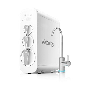WaterDrop RO Reverse Osmosis Water Filtration System - Best Tankless RO Water Filter System: It softens water