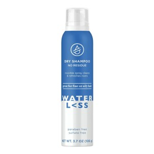 Waterless  Dry Shampoo No Residue - Best Dry Shampoo for Fine Hair: Great for Days You Don't Wash