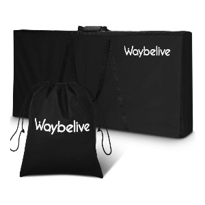 Waybelive 2 Pieces Bean Bag Game Carrying Bag - Best Cornhole Bags: Best for carrying your gears