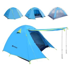 Weanas Professional Backpacking Tent - Best Tents Under $100: Closeable Ventilation Skylights Tent