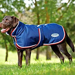 Weatherbeeta Parka 1200D Deluxe Dog Coat - Best Raincoats for Big Dogs: Fashionable with high quality