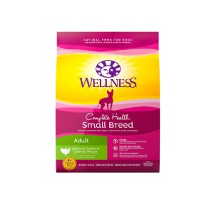 Wellness Small Breed Complete Health - Best Dog Foods to Buy: Healthy Dog Food