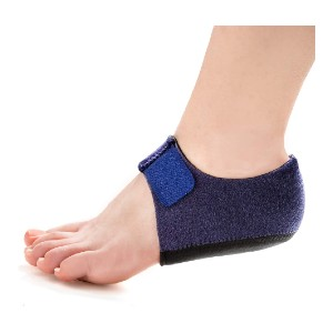 Welnove Heel Protectors - Best Heel Cups for Plantar Fasciitis: Provides Support for the Heel and Ankles
