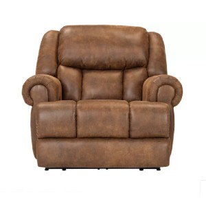 Bellanest Wentworth  - Best Recliners for Seniors: Hardwood and furniture-grade wood frame materials