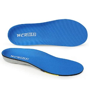 Wernies Running Shoe Insoles - Best Insoles for Bunions: Excellent Gel Cushions