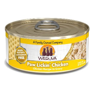 Weruva Grain-Free Natural Canned Wet Cat Food - Best Cat Food for Indoor Cats Vet Recommended: Cat's Healthy Urinary System