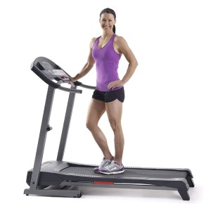 Weslo Cadence G 5.9i - Best Lightweight Treadmills: Keeps your Tablet Secure and Conveniently Close