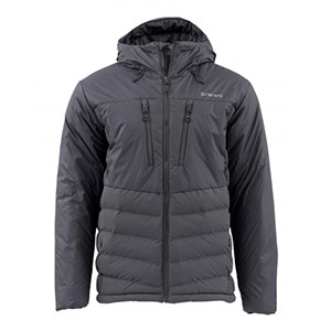 SIMMS West Fork Jacket - Best Rain Jackets for Alaska: Gold Insulation with Cross Core Technology