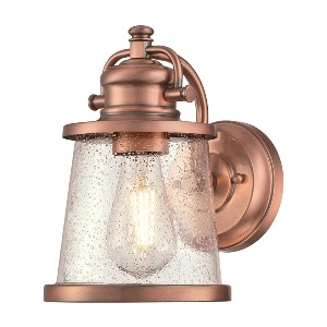 Westinghouse Lighting  Emma Jane One-Light - Best Outdoor Lights for Coastal Areas: Classic Wall Light