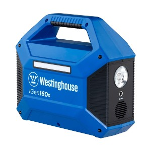 Westinghouse iGen160s  - Best Portable Power Station Under $200: Small but mighty