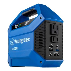 Westinghouse Outdoor Power Equipment iGen160s  - Best Powerstation for iPhone: Small but rugged