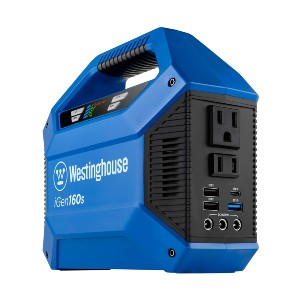 Westinghouse iGen160s  - Best Generators for Camping: Versatile Outlets Charge Up to 9 Devices