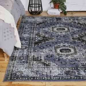 Urban Outfitters  Westly Hand-Loomed Rug  - Best Rug for Under Kitchen Table: Worth your investment