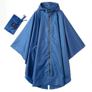 Wetrys Emergency Raincoat Hooded for Outdoor - Best Raincoats for Festivals: Easy to Fold Raincoat