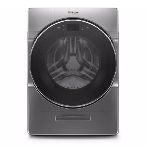 Whirlpool High Efficiency Smart Stackable Washing Machine - Best Washers for Large Families: Automatic detergent dispenser