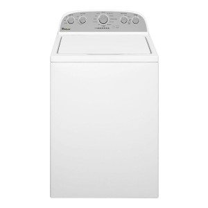 Whirlpool Cabrio 4.3 Cu. Ft. Top Load Washer - Best Washers Without Agitators: No more snagged or frayed fabric