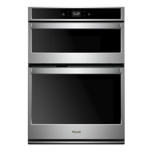 Whirlpool WOC54EC0HS - Best Wall Oven with Microwave: Affordable with smart feature