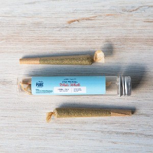 Pure CBD Exchange White Whale CBG Pre-Rolls - Best CBD Pre-Rolls for Anxiety: A Fantastic Option for Traditional Cannabis Smokers