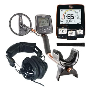 White's Electronic TreasurePro Metal Detector - Best Metal Detector for Coins: Sleek Contemporary Construction