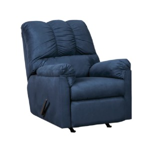 Ashley Furniture Whitman  - Best Recliners for Sleeping: Family Friendly Microfiber Upholstery