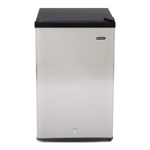 Whynter CUF-301SS Upright Freezer - Best Freezer for Breast Milk: Efficient freezing solutions