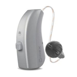 Widex MOMENT RIC 312 D - Best Hearing Aid for High Frequency Loss: Least distorted sound