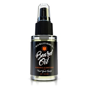 Wild Willies BEARD OIL - Best Beard Oil for Growth: Promotes Fast Growth