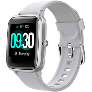 Willful Smart Watch - Best Fitness Trackers: Accurate Fitness Tracker & Connected GPS